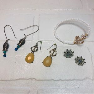 Nautical Jewelry Bundle (4 Items for One Price!)